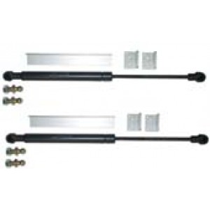 Gas strut kit for boot doors